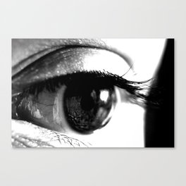 You're the Only One I see Canvas Print