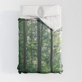 into the woods 12 Duvet Cover
