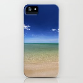 Gulf Paradise iPhone Case