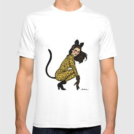 Kitty Cordy Pin up T-shirt