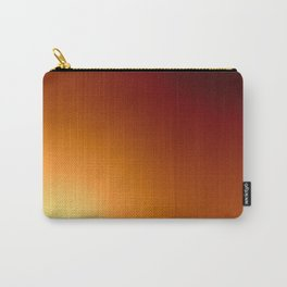 Golden Ombre Carry-All Pouch