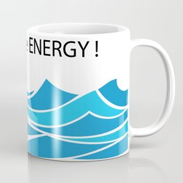 Energy Sea II Coffee Mug