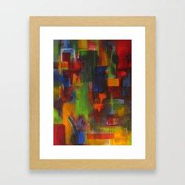 State Framed Art Print
