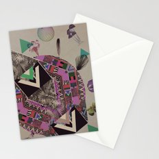 LUSCIOUS INSANITY Stationery Cards