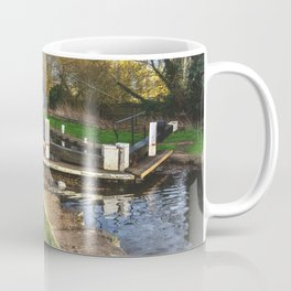 Springtime At Greenham Lock Coffee Mug