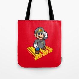 SUPER STALIN BROS. Tote Bag