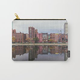 Pink Reflections Carry-All Pouch
