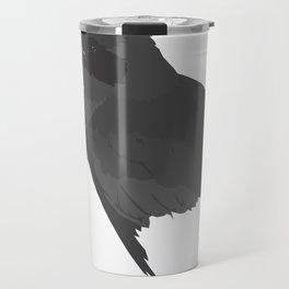 Le corbeau Travel Mug