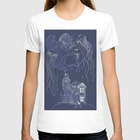 jelly fish T-shirts featuring Jelly Fish by Jessica Bowman Illustrates