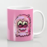 furry Mugs featuring Furry 2 by Keyspice