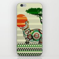 dreamer iPhone & iPod Skins featuring Dreamer by milanova