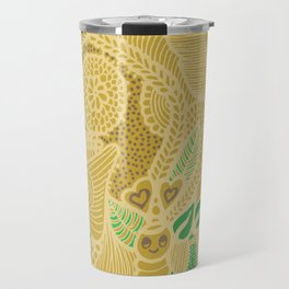 Nature's greens ! Travel Mug