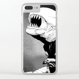 Chestburster Clear iPhone Case