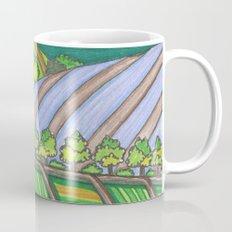 Colored Hills Mug