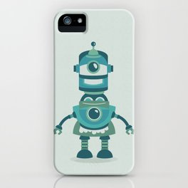 BOT II iPhone Case