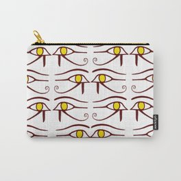 Egyptian eyes Carry-All Pouch