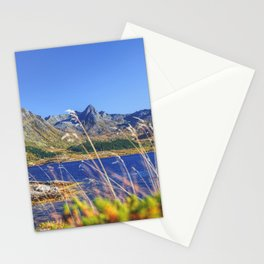 Exploring the Fjord Stationery Cards