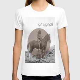 art signals  T-shirt