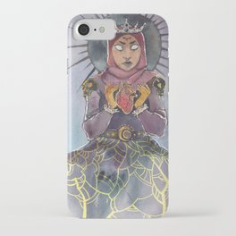 Dark!Basira iPhone Case