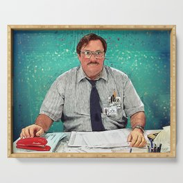 Milton - Office Space Serving Tray