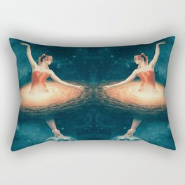 Prima Ballerina Assoluta Rectangular Pillow