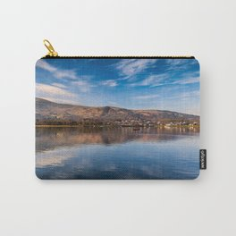 Llanberis Lake Reflections Carry-All Pouch