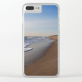 Canaveral National Seashore Clear iPhone Case