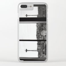 The Needle in its Natural Habitat Clear iPhone Case