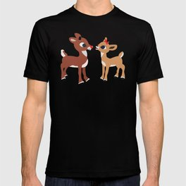 Classic Rudolph and Clarice T-shirt