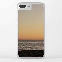 Malibu IX Clear iPhone Case