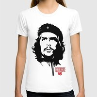 che T-shirts featuring CHE by favewavearts