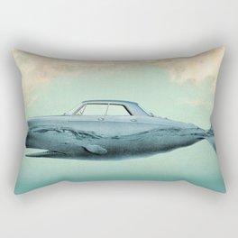 the Buick of the sea 02 Rectangular Pillow