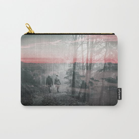 Unknown Fate Carry-All Pouch
