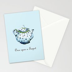 Once Upon A Teapot Stationery Cards