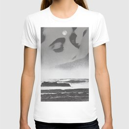 Ghost Waves T-shirt