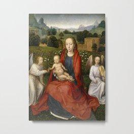 Madonna And Child 1478 Metal Print