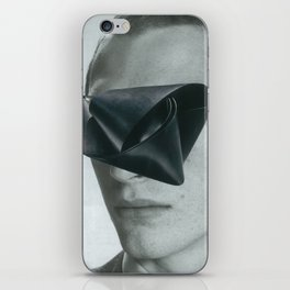 Slave to the wage iPhone Skin