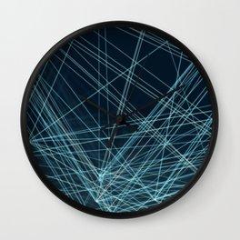 Information Wall Clock