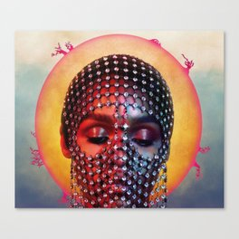 Janelle Monáe - Dirty Computer Canvas Print