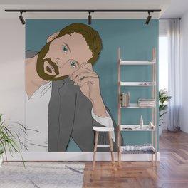Ryan Eggold Wall Mural