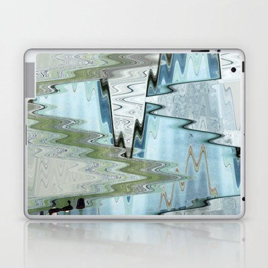 Nude on a Stair Laptop & iPad Skin