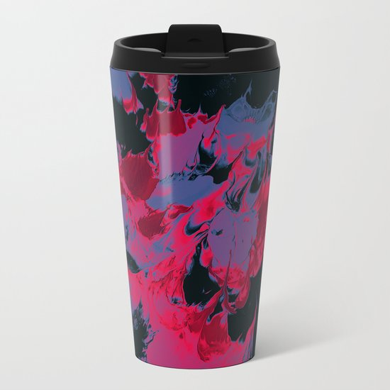 Malice Metal Travel Mug