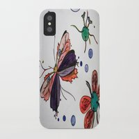 evolution iPhone & iPod Cases featuring Evolution by Sharixon