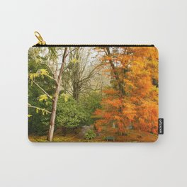 Willow in Autumn colors Carry-All Pouch