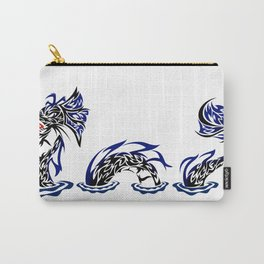 Lock Ness Monster Carry-All Pouch