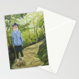 True Mountaineer Stationery Cards
