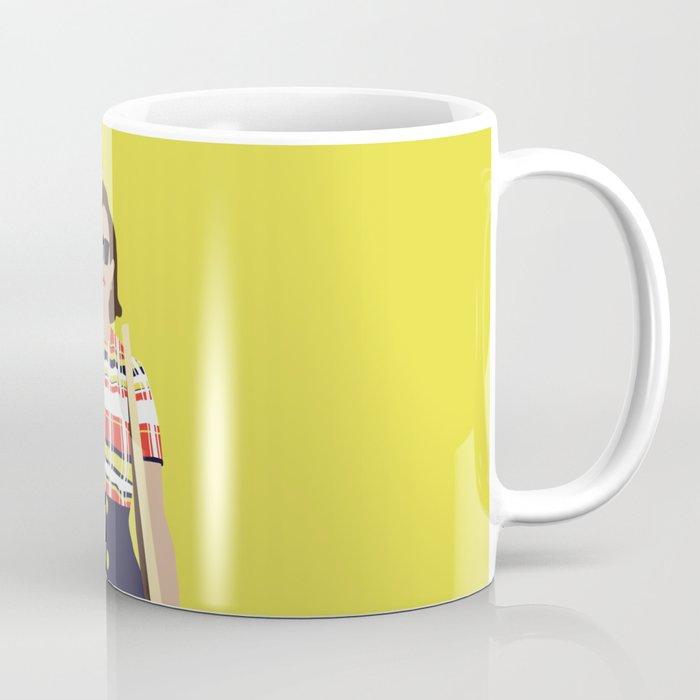 Peggy Olson Mad Men Coffee Mug