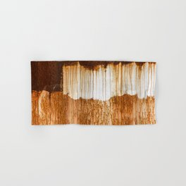 Rust 03 Hand & Bath Towel