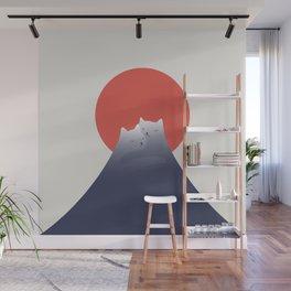 Cat Landscape 98 Wall Mural