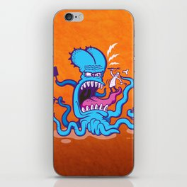 Extreme Cooking iPhone Skin